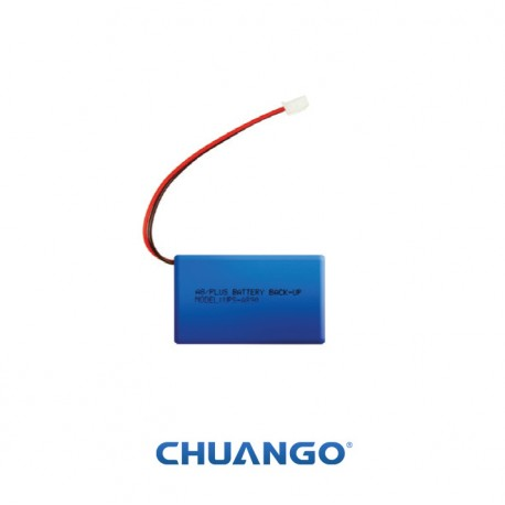 Batterie de secours - lithium - Rechargeable