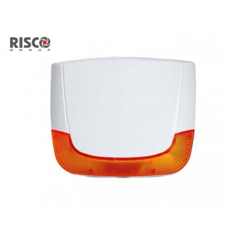 Sirène Extérieure Sans Fil (Design LuMIN8™)