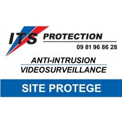 Panneau Site Protégé