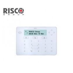 Clavier blanc intérieur filaire-BUS Prox RISCO