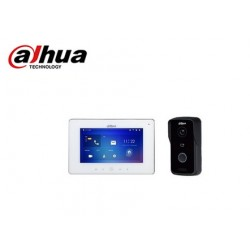 Kit interphone IP Wi-Fi DAHUA