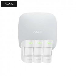 Kit Centrale et volumétriques Ajax Systems