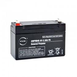 Batterie 4V - 3,5 Ah