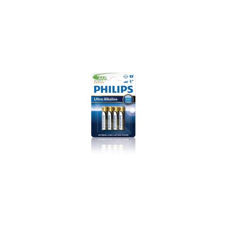 4 x Piles LR03 alcaline AAA 1.5V