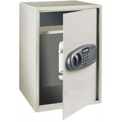 Coffre fort classeur coffret métal serrure sécurité  armoire métallique et clavier