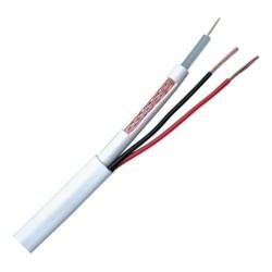 Bobine de câble - 100 m - Combiné: Vidéo et 1 paire d'alimentation